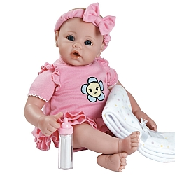 Baby Time Baby Pink Babypop 40 cm
